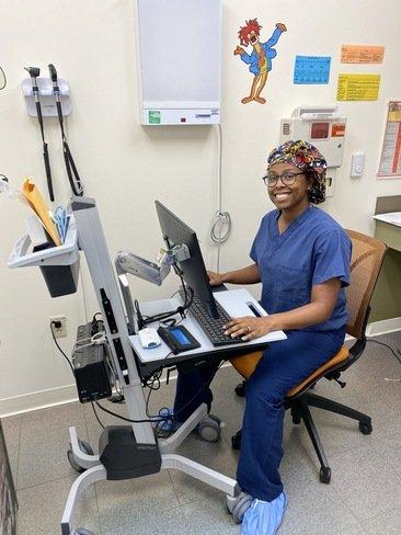 Meet Dr. Jasmine Elmore
